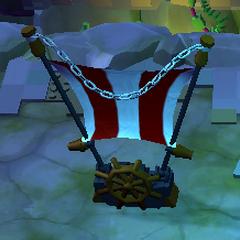 Pirate Grotto, Anti-Boss Build
