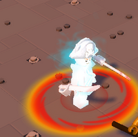 Quicksword Billy In-game