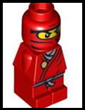 Lego Ninago Microfigure Sign Ups