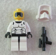 Lego star wars scout trooper1999