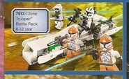 New 2011 Clonk Walker Battle Pack