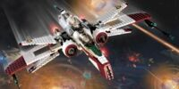 7259 ARC-170 Starfighter