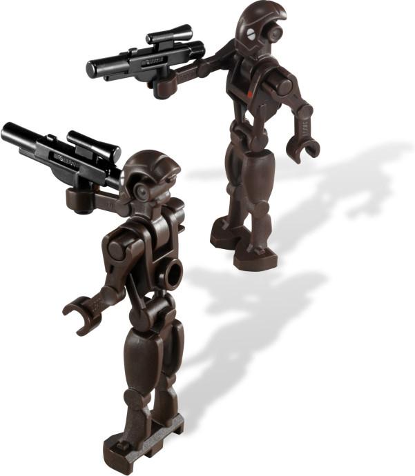 Commando droid lego star wars wiki fandom powered by wikia - Lego star wars base droide ...