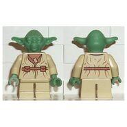 Yoda minifigure
