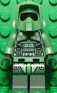 Clone swamp trooper