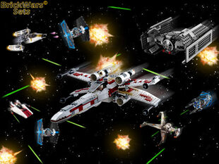 Battle of yavin focal point