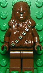 Chewbacca Reddish Brown