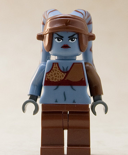 Aayla Secura (Arealight Custom Works))