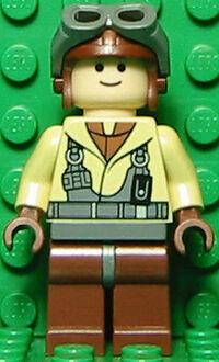 Naboo Fighter Pilot