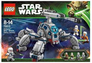 Lego star wars umbaran MHC