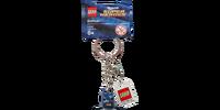 853429 Batman Key Chain