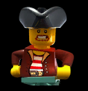 Pirate cannonner