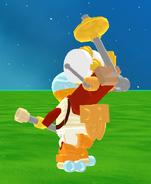 Friendly Felix in-game 3