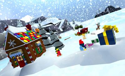Frostburgh holiday Frostivus