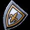 Fleir-de-Lis Shield