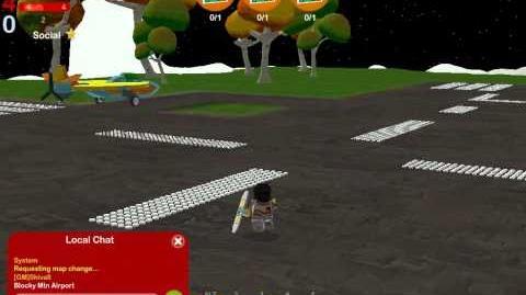 LEGO Universe DEV Walkthrough - Unreleased Version - Part 22 - Blocky Mtn Airport
