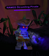NAMED Stromling Pirate