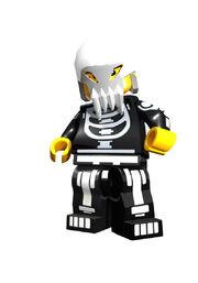 Crux-Prime SkeletonSuit