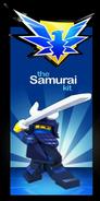 Samurai kit old