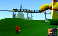 YouReeka Monorail in-game