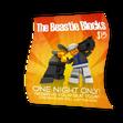 Beastie blocks ad
