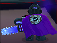 Space Marauder With Paradox Cape