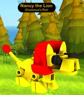 Nancy the Lion 1