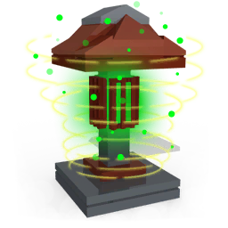 Earth Spinjitzu Lantern