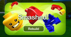 Smashed! In-Game