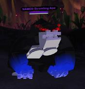 NAMED Stromling Ape