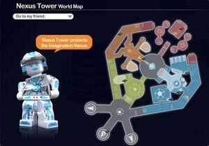 Nexus Tower binoculars