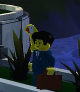 Lego Universe Character Portrait