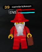 Nanobrickman