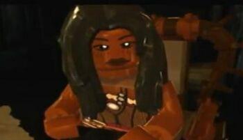 Lego Tia dalma