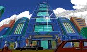 Shill building