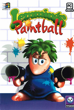 Lemmings Paintball Coverart
