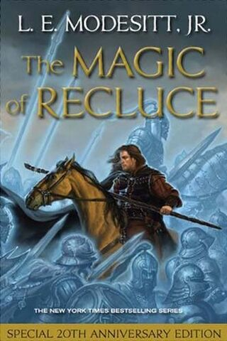 File:The Magic of Recluce (cover Tor 2011).jpg