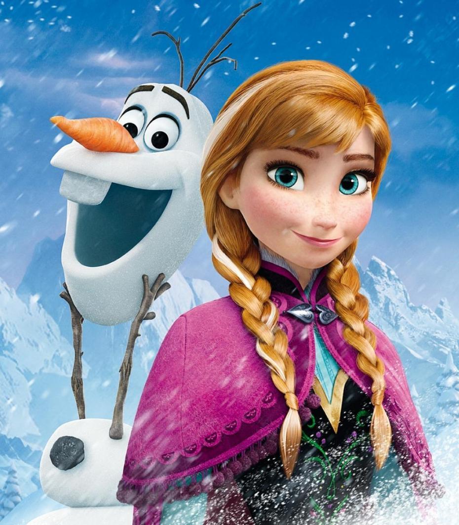 Image la reine des neiges film d disney - Disney reine des neige ...