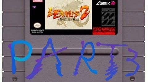 Lennus 2 Walkthrough Part 3! Al Rouge Cave