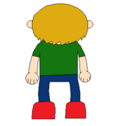 LEON SMALLWOOD NEW BACK SPRITE TRANS