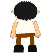 GERALD SMALLWOOD NEW BACK SPRITE TRANS