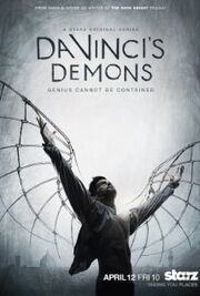 Da Vinci's Demons Promo Poster