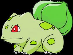 001 Bulbasaur OS1 Shiny