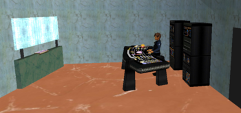 Gateroom secondary controls