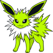 Shiny Jolteon DW