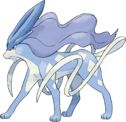 245 Suicune Shiny