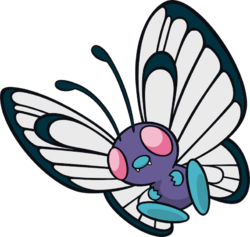 012 Butterfree DW