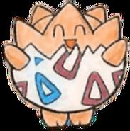 175 Togepi PM Shiny