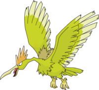 022 Fearow Shiny