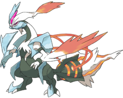 646 Kyurem White Activated Shiny